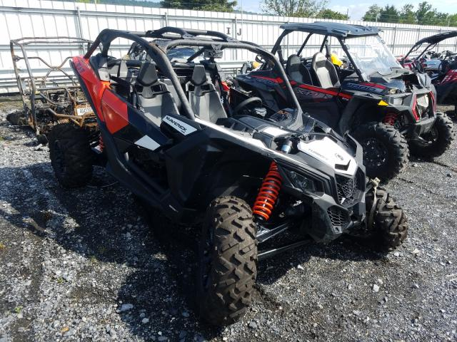 Salvage cars for sale from Copart Grantville, PA: 2020 Can-Am Maverick X