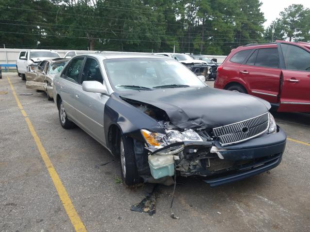 Salvage cars for sale from Copart Eight Mile, AL: 2000 Toyota Avalon XL