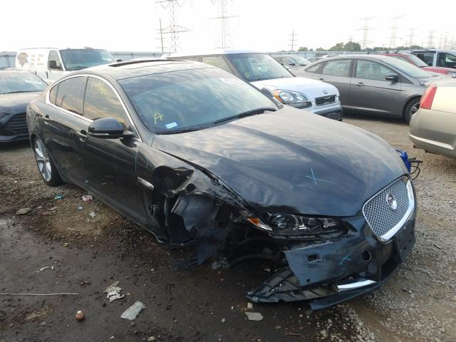 Jaguar salvage cars for sale: 2015 Jaguar XF 3.0 Sport