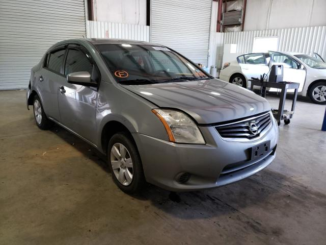 Salvage cars for sale from Copart Lufkin, TX: 2011 Nissan Sentra 2.0