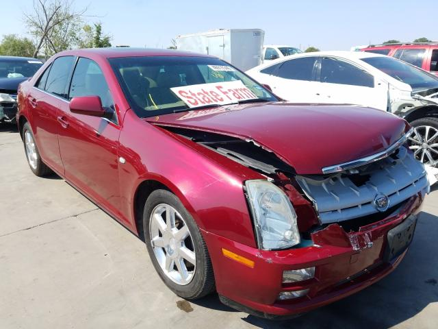 Cadillac salvage cars for sale: 2005 Cadillac STS