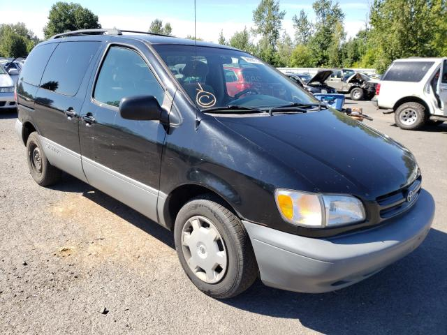 px 1998 toyota sienna 3 0l for sale in portland or 46994770 a better bid car auctions