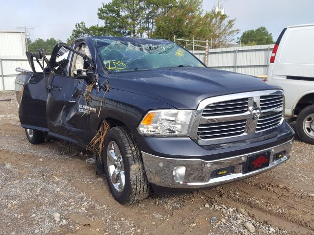 Salvage cars for sale from Copart Florence, MS: 2016 Dodge RAM 1500 SLT