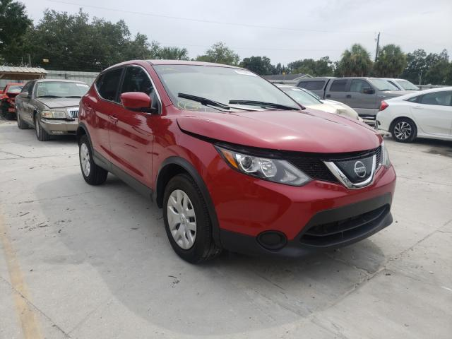 Salvage cars for sale from Copart Punta Gorda, FL: 2018 Nissan Rogue Sport