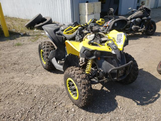 CAN-AM RENEGADE X
