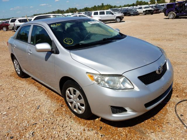 Salvage cars for sale from Copart Bridgeton, MO: 2010 Toyota Corolla BA