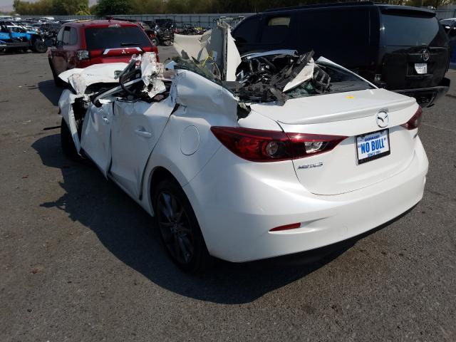 купить 2018 Mazda 3 Touring 2.5L 3MZBN1V35JM258349