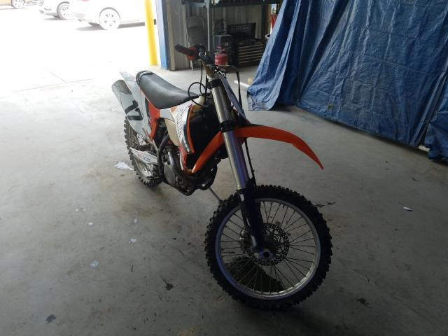 2011 KTM 350 SX-F for sale in Ellwood City, PA