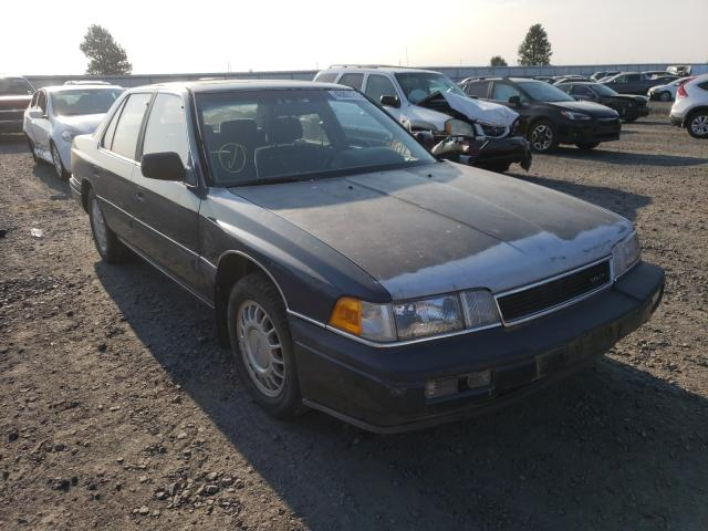 Acura salvage cars for sale: 1988 Acura Legend SR