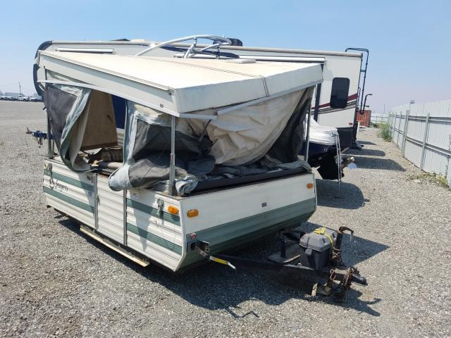 Salvage cars for sale from Copart Vallejo, CA: 1982 Jayco POP Up