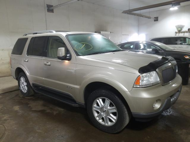 Lincoln Vehiculos salvage en venta: 2004 Lincoln Aviator