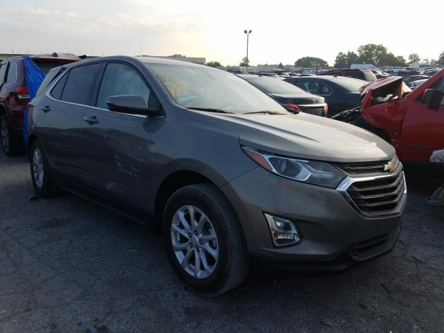 Chevrolet Equinox LT salvage cars for sale: 2018 Chevrolet Equinox LT