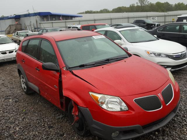 Pontiac salvage cars for sale: 2005 Pontiac Vibe