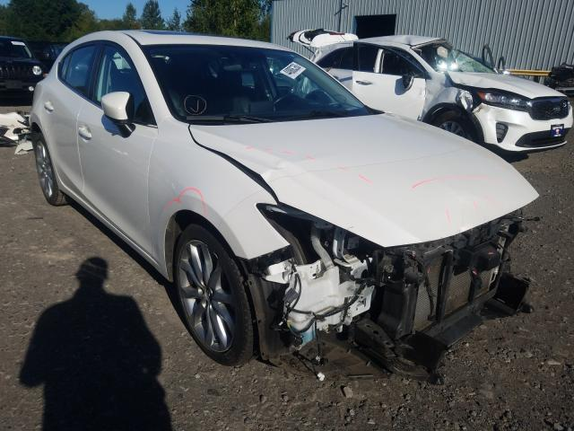 Mazda Vehiculos salvage en venta: 2015 Mazda 3 Grand Touring