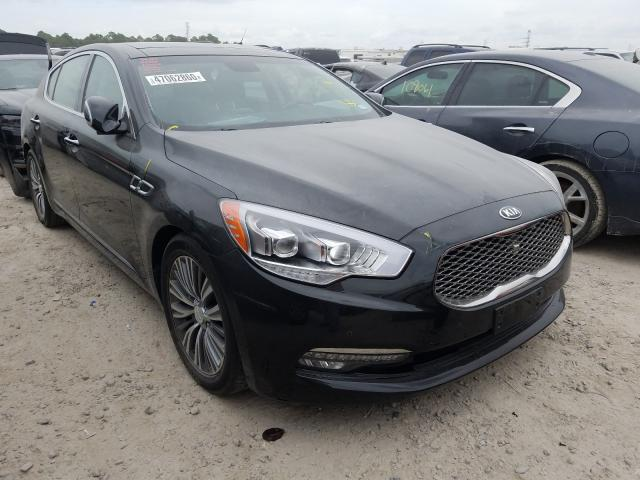 KIA K900 salvage cars for sale: 2016 KIA K900