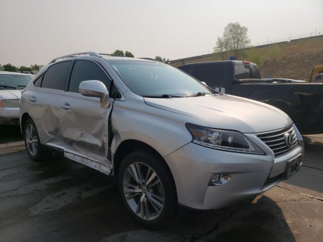 Vehiculos salvage en venta de Copart Littleton, CO: 2015 Lexus RX 350