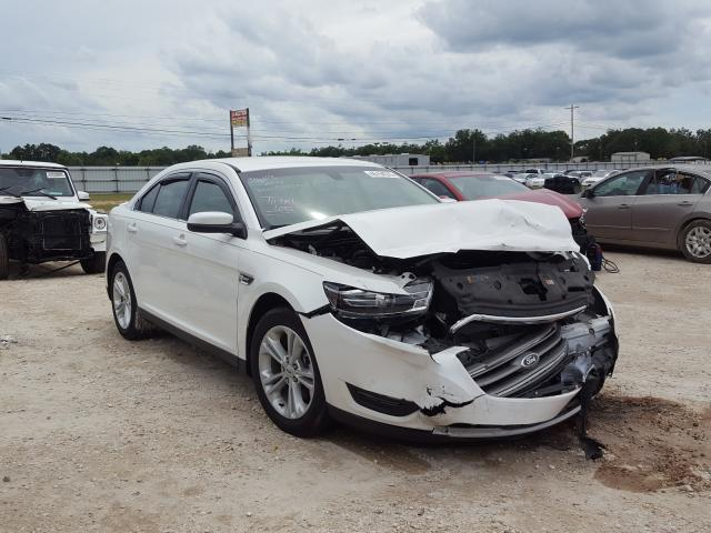 Ford Taurus SEL salvage cars for sale: 2016 Ford Taurus SEL