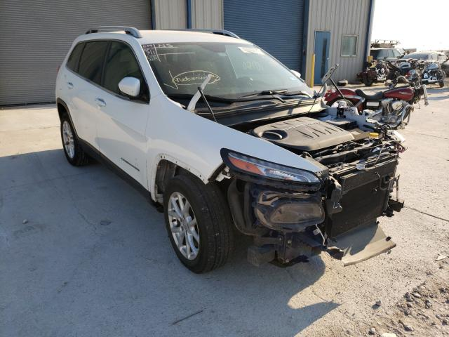 Salvage cars for sale from Copart Haslet, TX: 2016 Jeep Cherokee L