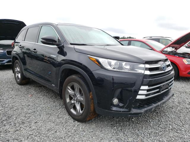 2018 Toyota Highlander for sale in Lumberton, NC