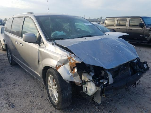 Vehiculos salvage en venta de Copart Houston, TX: 2018 Dodge Grand Caravan