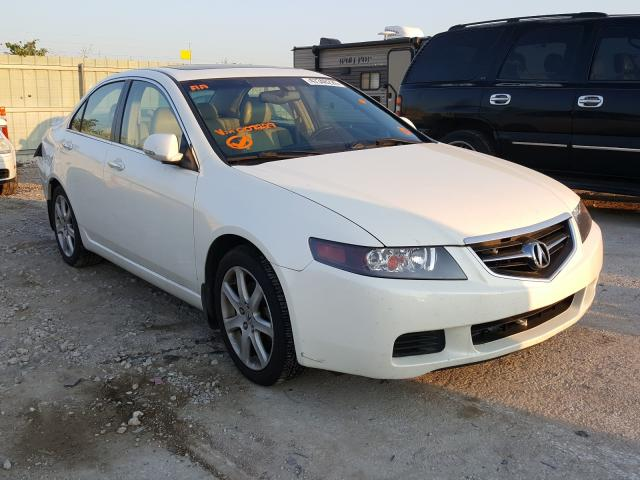 Vehiculos salvage en venta de Copart Kansas City, KS: 2004 Acura TSX