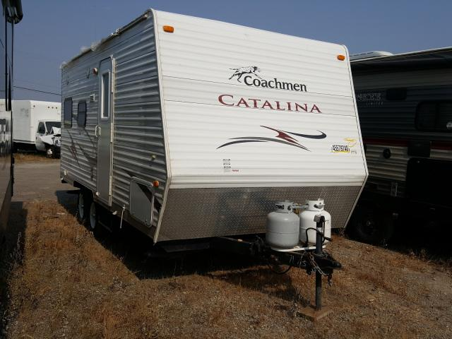 Coachmen Catalina salvage cars for sale: 2010 Coachmen Catalina