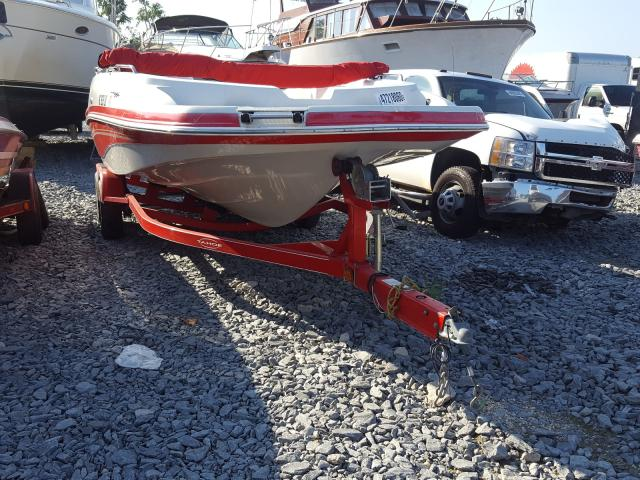 Tracker salvage cars for sale: 2006 Tracker Tahoe Boat