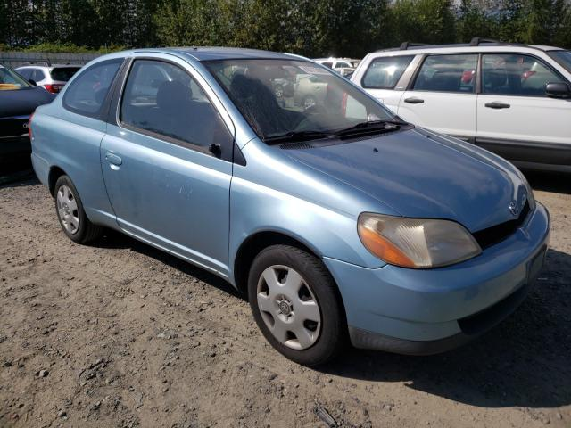 Toyota Echo salvage cars for sale: 2002 Toyota Echo