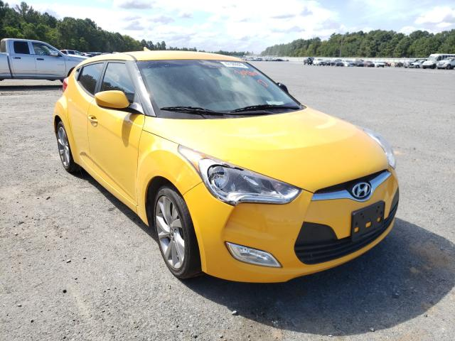 Hyundai salvage cars for sale: 2017 Hyundai Veloster
