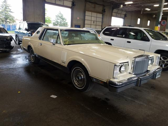 1982 Lincoln Mark VI for sale in Blaine, MN