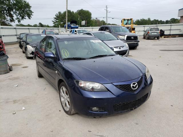 Mazda 3 salvage cars for sale: 2009 Mazda 3