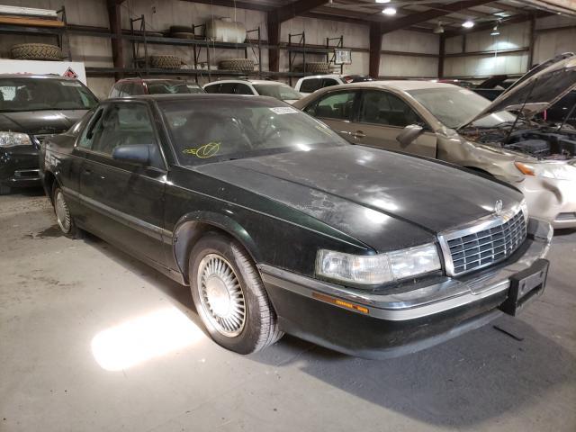 1992 cadillac eldorado coupe 4 9l gas green للبيع eldridge ia 1g6el13b3nu616519 a better bid a better bid car auctions