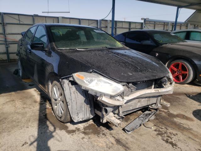 Dodge Dart salvage cars for sale: 2015 Dodge Dart
