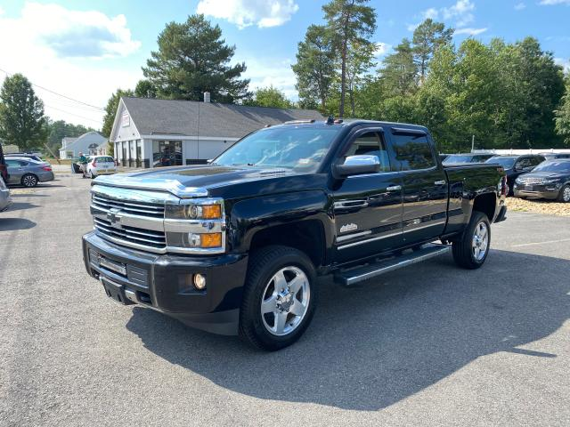 Salvage cars for sale from Copart North Billerica, MA: 2015 Chevrolet Silverado
