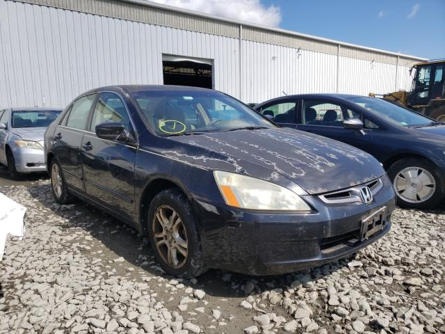 Salvage cars for sale from Copart Windsor, NJ: 2005 Honda Accord EX