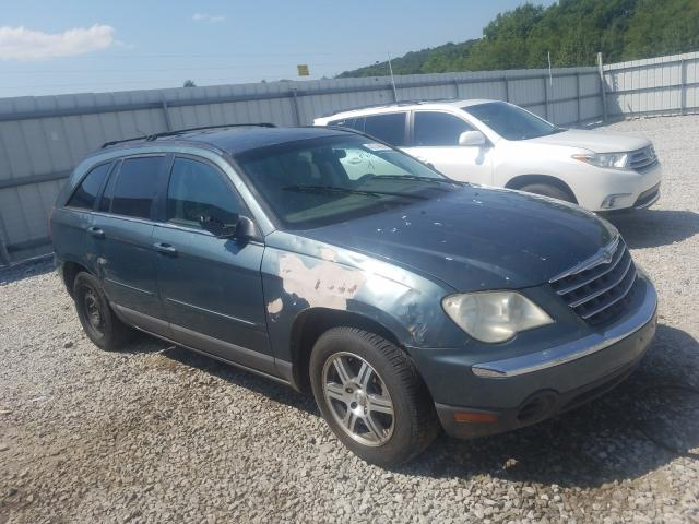 Salvage cars for sale from Copart Prairie Grove, AR: 2007 Chrysler Pacifica T
