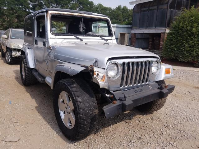 Jeep Wrangler salvage cars for sale: 2006 Jeep Wrangler