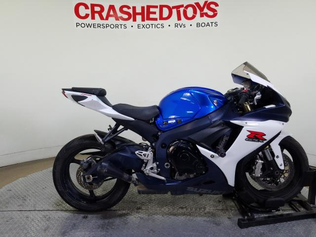 Suzuki GSX750 salvage cars for sale: 2012 Suzuki GSX750