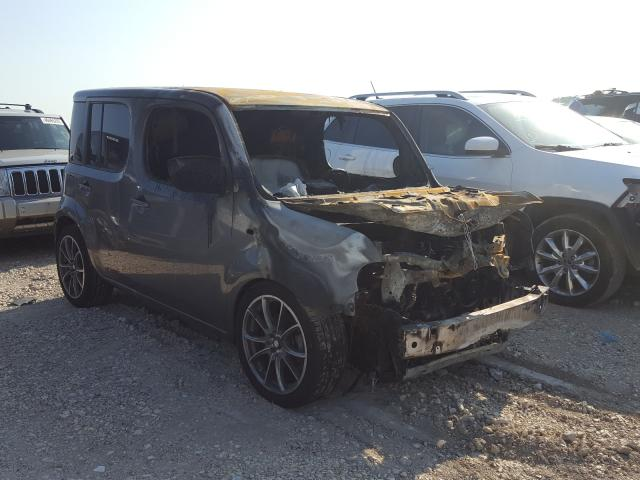 Salvage cars for sale from Copart Temple, TX: 2012 Nissan Cube Base