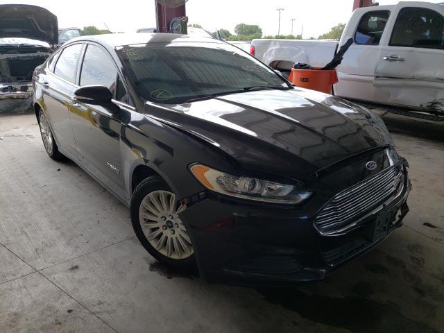 2015 Ford Fusion SE en venta en Wilmer, TX
