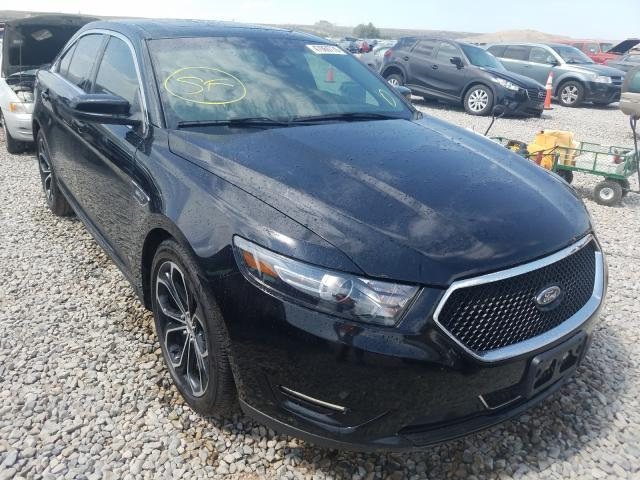 Ford Taurus SHO salvage cars for sale: 2016 Ford Taurus SHO