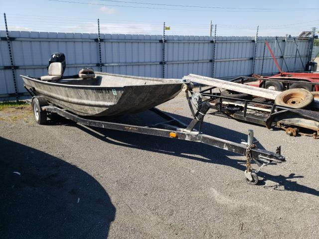 Salvage 2013 WAR MARINE TRAILER for sale
