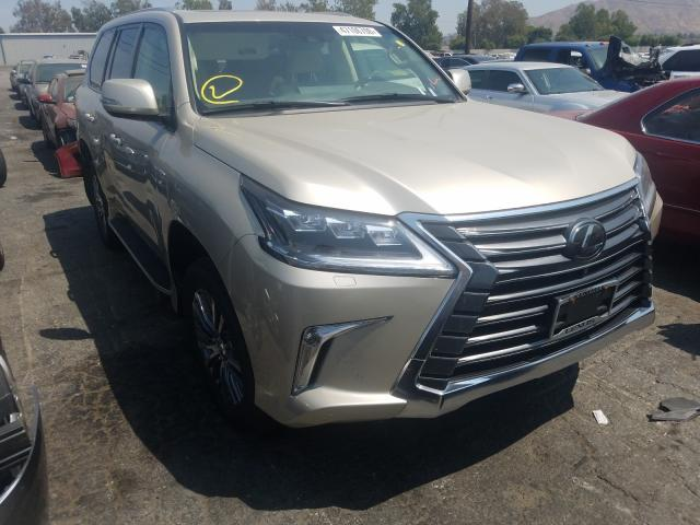 2018 Lexus LX 570 for sale in Colton, CA