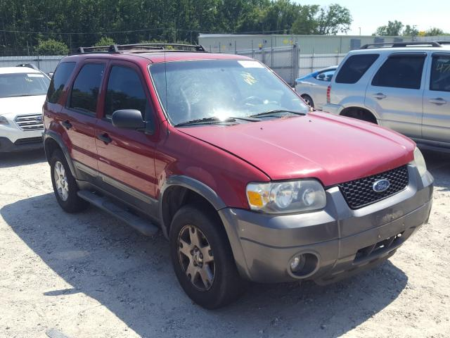 Salvage cars for sale from Copart Hampton, VA: 2006 Ford Escape XLT