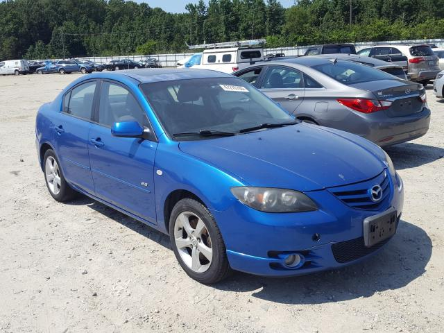 Mazda salvage cars for sale: 2005 Mazda 3 S