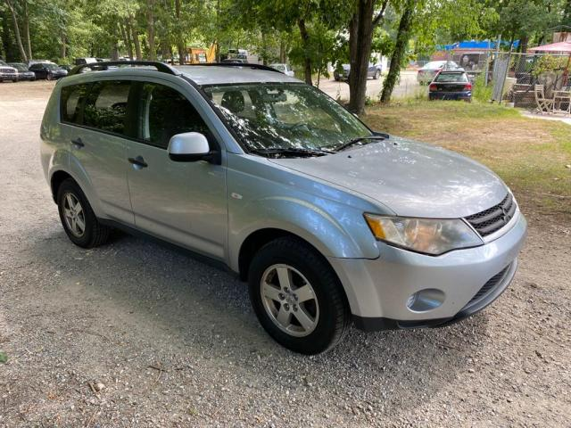 Salvage cars for sale from Copart North Billerica, MA: 2007 Mitsubishi Outlander