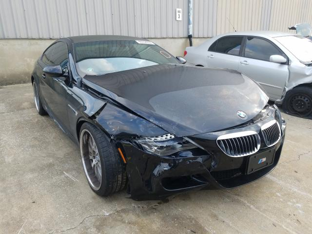 Salvage cars for sale from Copart Lawrenceburg, KY: 2010 BMW M6