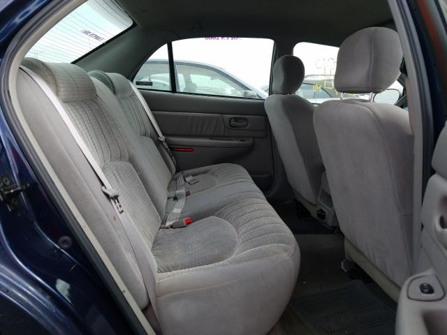 clean title 1999 buick century sedan 4d 3 1l for sale in elgin il 47241330 a better bid car auctions