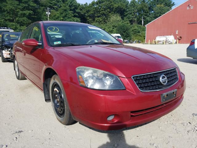 Nissan salvage cars for sale: 2006 Nissan Altima S