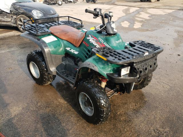 Salvage cars for sale from Copart Elgin, IL: 1998 Polaris Xplorer